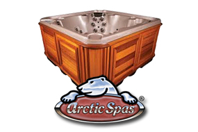 Arctic Hot Tub
