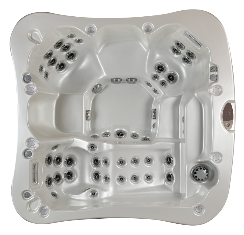 Tucson - 6 Person Hot Tub With Reclining Seat